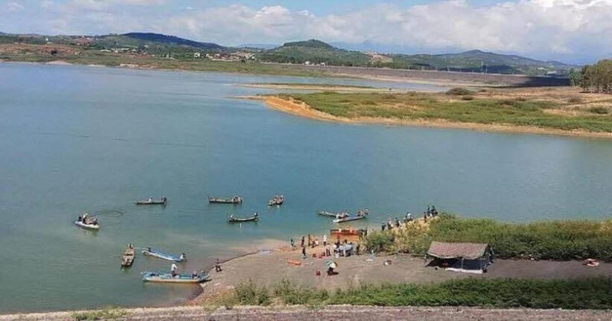Hai học sinh bị đuối nước khi tắm ở hồ thủy điện