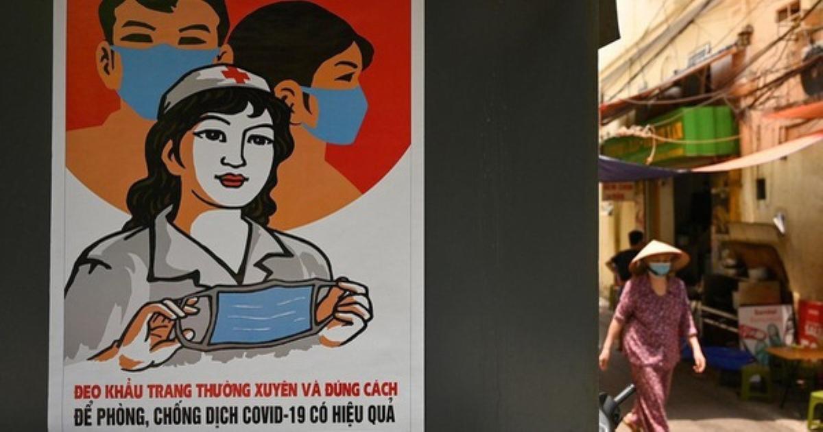 COVID-19: Báo Mỹ đánh giá Việt Nam là quốc gia chống dịch hàng đầu thế giới - cả về y tế lẫn kinh tế