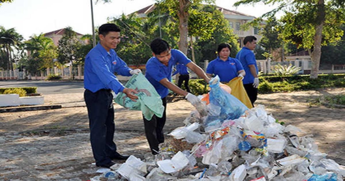 Ứng dụng công nghệ phân loại rác thải theo công nghệ 4.0