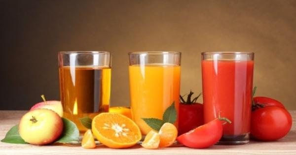 Uống nhiều nước hoa quả tăng nguy cơ mắc ung thư