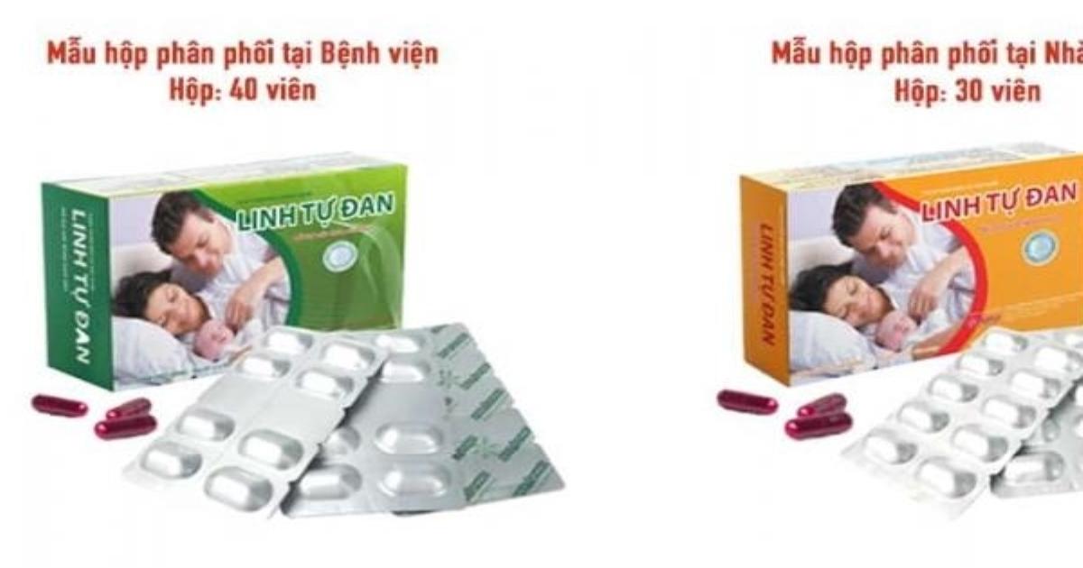 4 sản phẩm: Linh tự đan; Thăng trĩ mộc hoa; Viên khớp Đại Việt và NANO FUCOMIN vi phạm quảng cáo