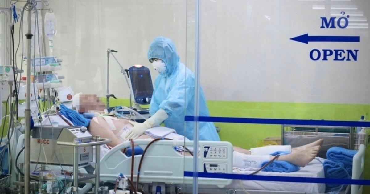 Bệnh nhân 91 suy giảm miễn dịch, tiên lượng vẫn còn nặng