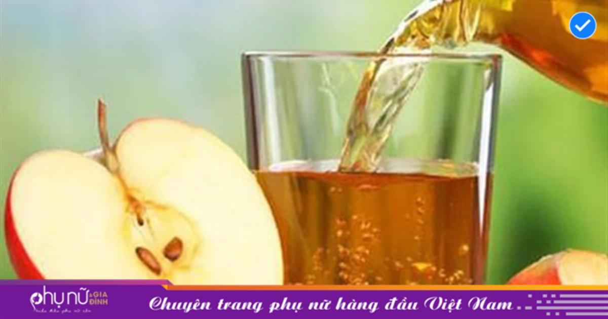 5 cách dùng giấm táo trị mụn vừa tiết kiệm vừa hiệu quả tại nhà