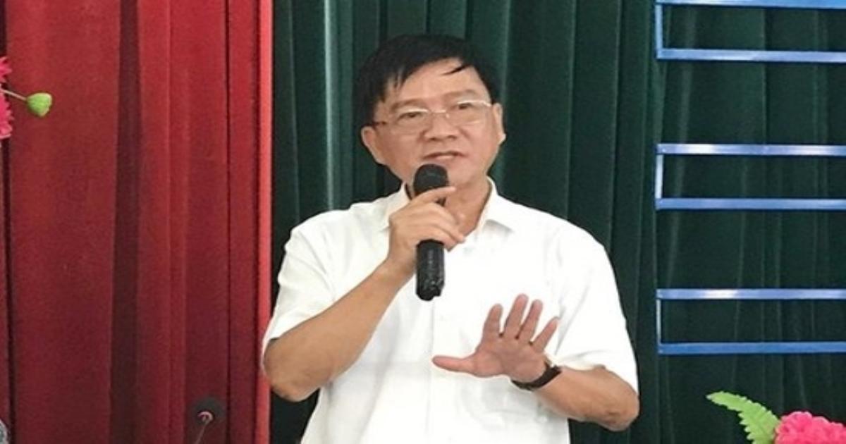 Kỷ luật cảnh cáo Chủ tịch UBND tỉnh Quảng Ngãi Trần Ngọc Căng