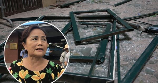 """Người dân sống gần hiện trường vụ nổ kinh hoàng tại phố Cổ Hà Nội: """"Nhà cửa rung chuyển hết, đến giờ tôi vẫn chưa hết sợ hãi"""
