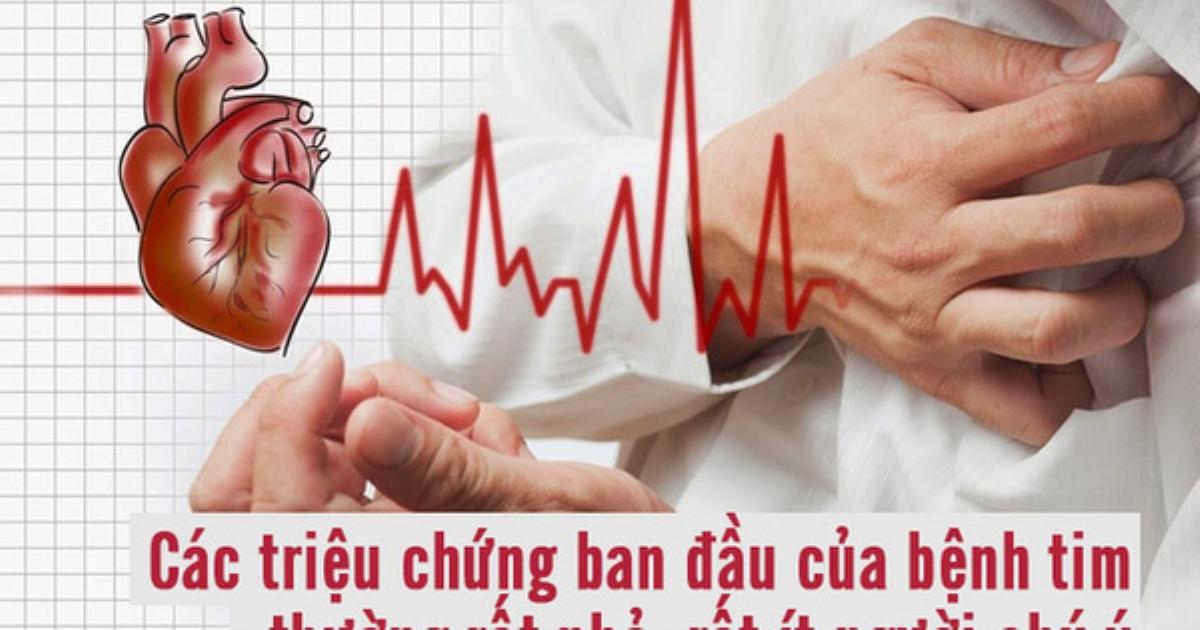 Bác sĩ viện tim mạch quốc gia cảnh báo các dấu hiệu trái tim lên tiếng: Người trẻ ngày càng gặp nhiều, xử lý càng chậm tính mạng càng nguy hiểm