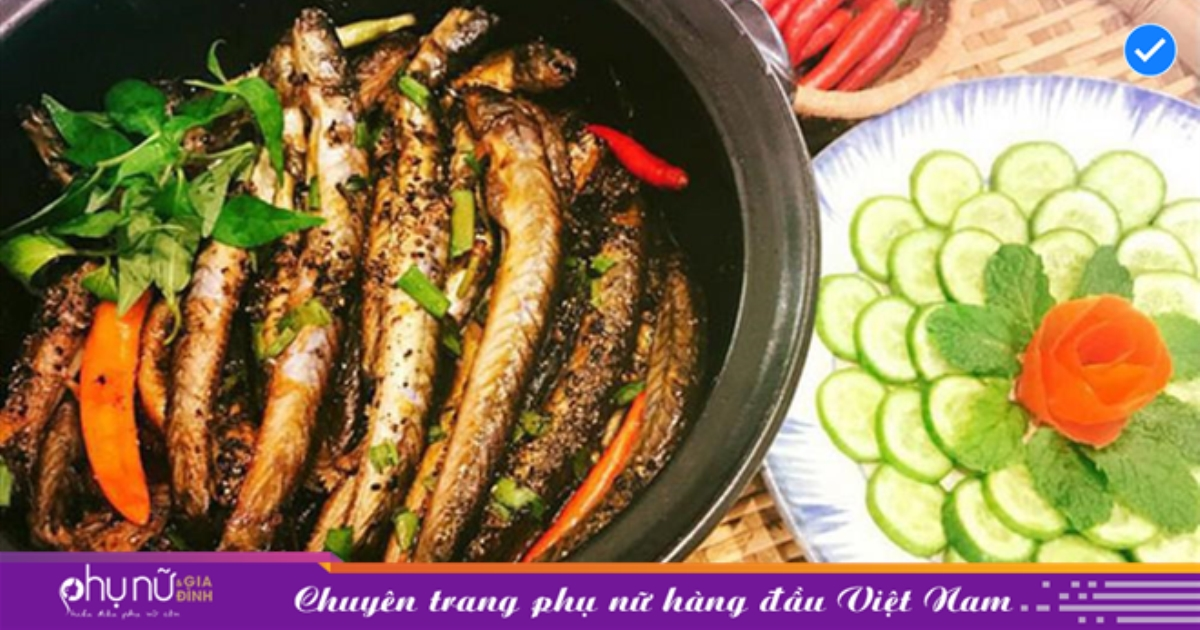 Cách làm cá kèo kho tiêu đậm vị thơm ngon đúng chuẩn Nam Bộ