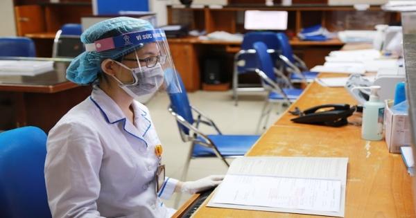 45 nhân viên y tế Viện Huyêt học - Truyền máu TW tiếp xúc với bệnh nhân 237 âm tính với SARS-CoV-2