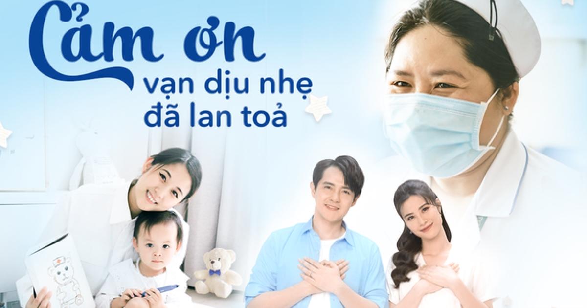 """2000 phần quà dịu nhẹ và hàng ngàn lời chúc """"đến tay"""" những người mẹ là y bác sĩ ở đầu tuyến chống dịch"""