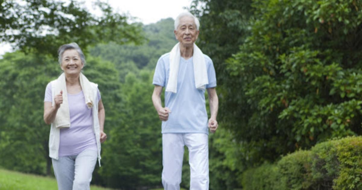 Để người cao tuổi có sức mạnh và khả năng vận động tốt hơn