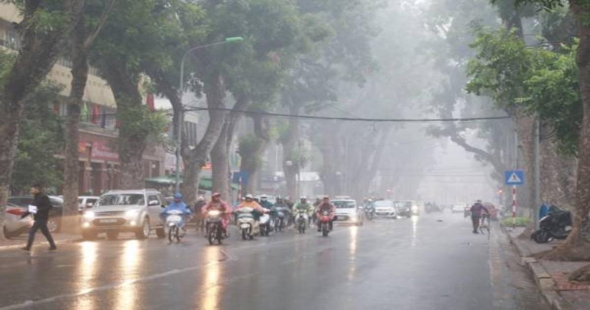 Dự báo thời tiết ngày 26/5/2020:Mưa lớn trên diện rộng ở vùng núi và Trung du Bắc Bộ