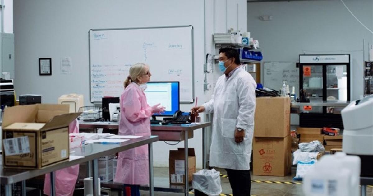 Máu của bệnh nhân khỏi bệnh Covid-19 có giá 1.000 USD/ml