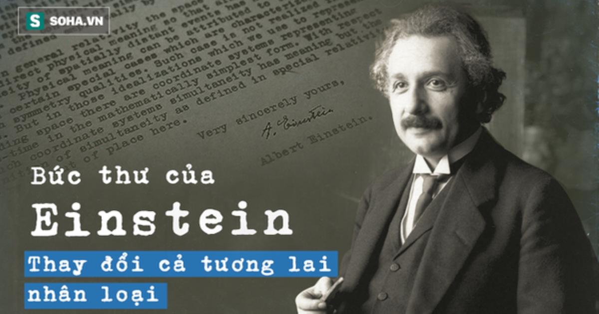 Giải mật công cụ chiến tranh hủy diệt: Nỗi day dứt tận cuối đời của Einstein, Nobel và cha đẻ vũ khí nguyên tử