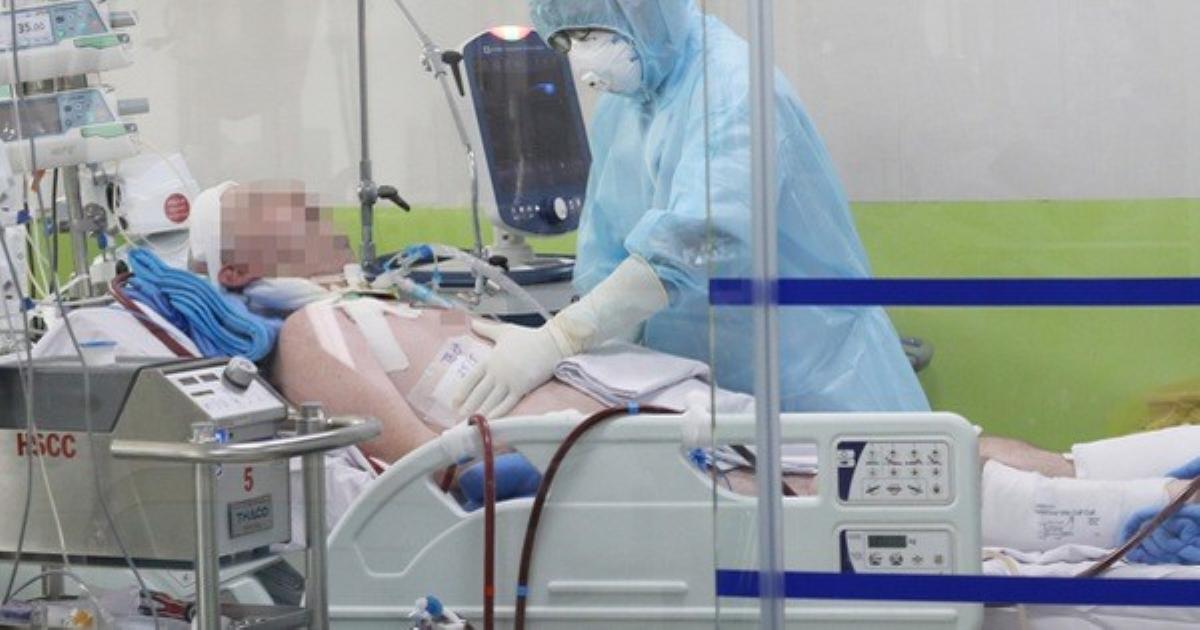 Thông tin mới nhất về tình hình sức khỏe phi công mắc COVID-19