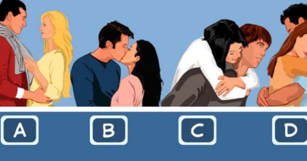 Nhìn hình - đoán tính cách: Kiểu vòng tay ôm cho thấy bạn có phải là người yêu ngọt ngào hay không