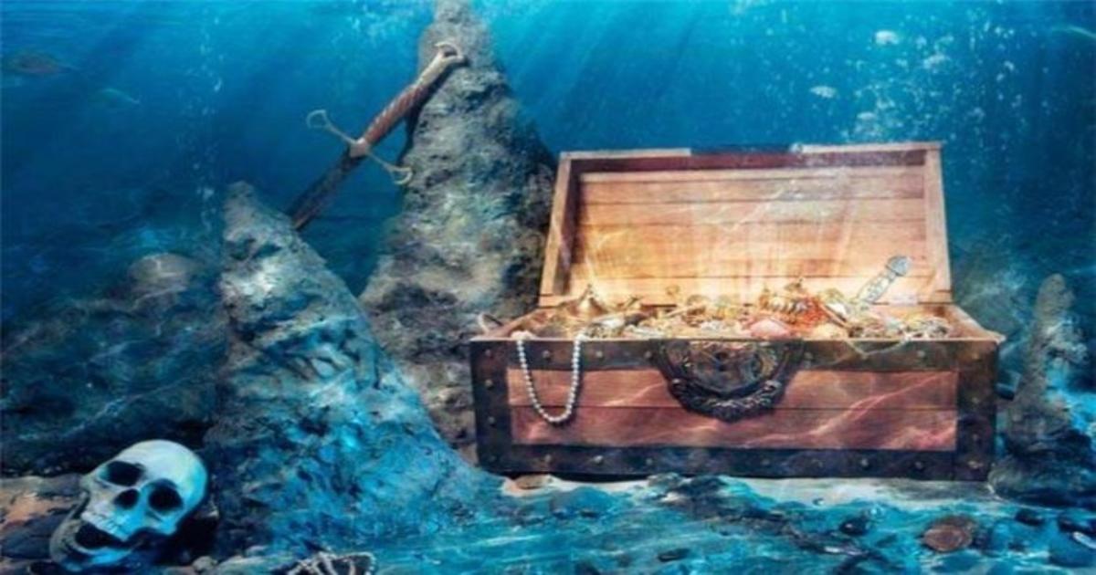 Bí mật kho báu cổ: Kho báu khủng trong xác tàu đắm cách đây 900 năm