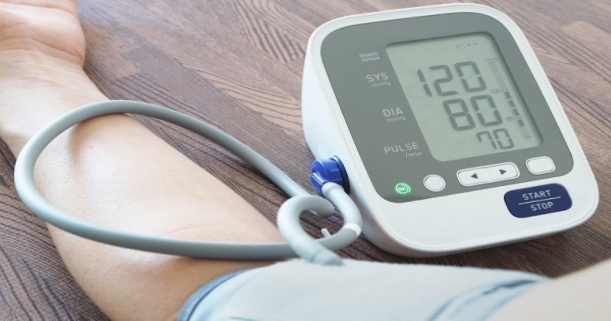Cách đọc chỉ số huyết áp