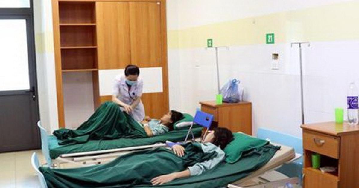 37 vận động viên nhập viện sau bữa cơm ở trung tâm huấn luyện