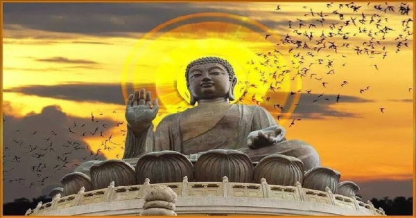 Phật không thấy ai là kẻ thù