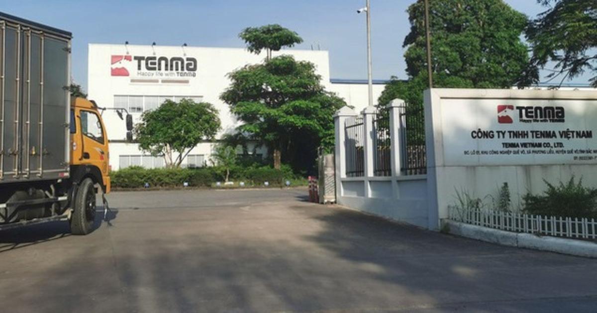 Đình chỉ Vụ trưởng Vụ Dự toán thu thuế, người ký quyết định kiểm tra thuế đối với Công ty Tenma