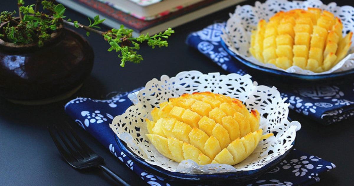 Biến bánh bao chay thành bánh mì bơ ăn sáng cực phẩm