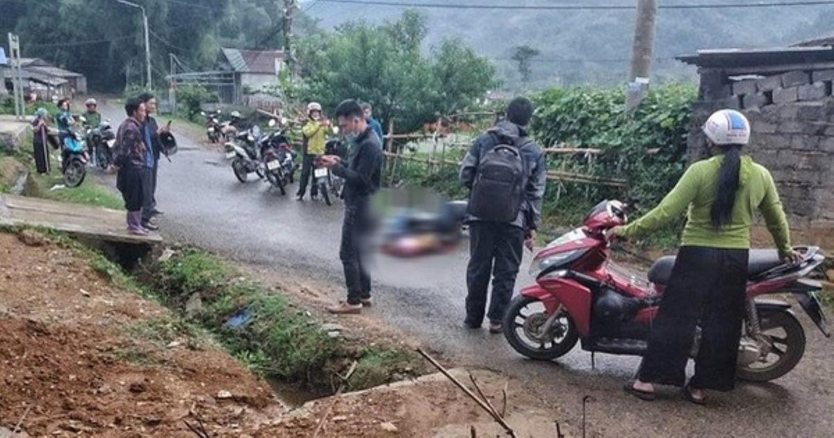 Lai Châu: Cô giáo mầm non tử vong thương tâm khi gặp tai nạn trên đường tới trường