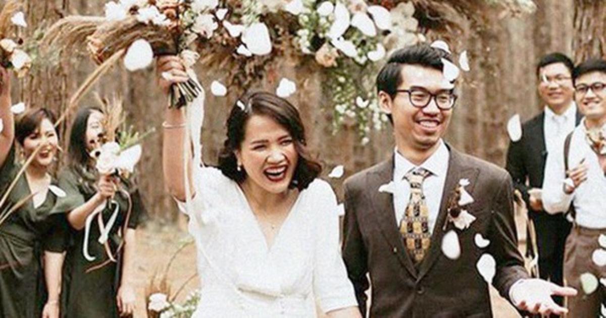Đám cưới đặc biệt như phim của cô dâu nhà nghề ở Đà Lạt: Chỉ có 50 khách mời, không chụp trước hình cưới và thật nhiều nước mắt