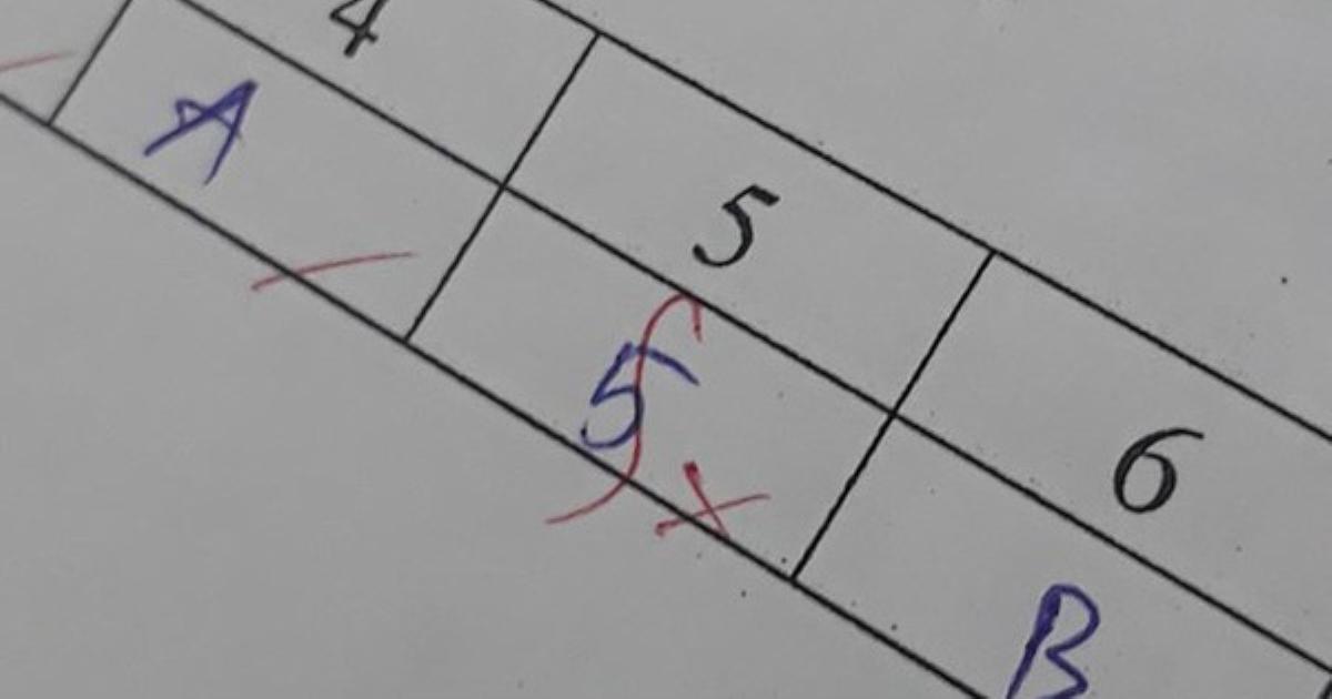 Khi thầy giáo nói còn 5 giây nữa nộp bài và cái kết