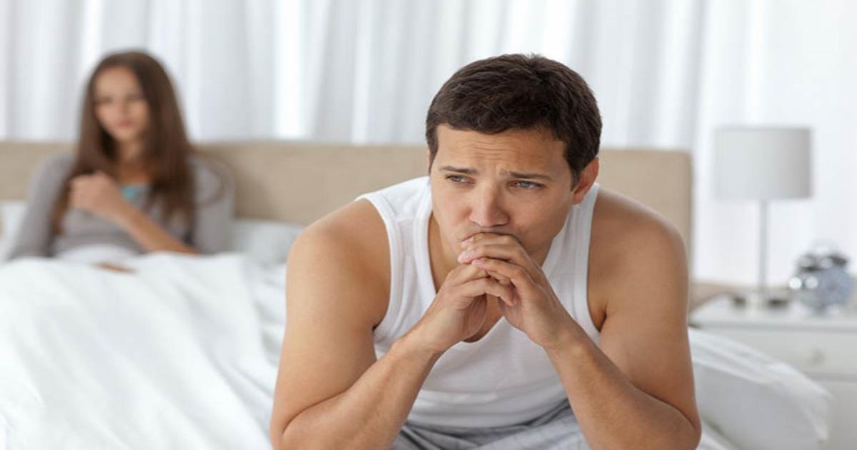 Rối loạn cương dương do tâm lý và cách khắc phục