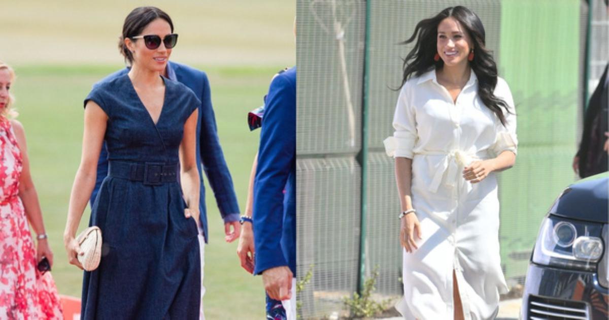 Nhìn lại những bộ cánh đơn giản nhưng thừa độ sang xịn khi Meghan Markle còn ở Hoàng gia Anh mà tiếc nuối: Bao giờ fashion icon tái xuất?