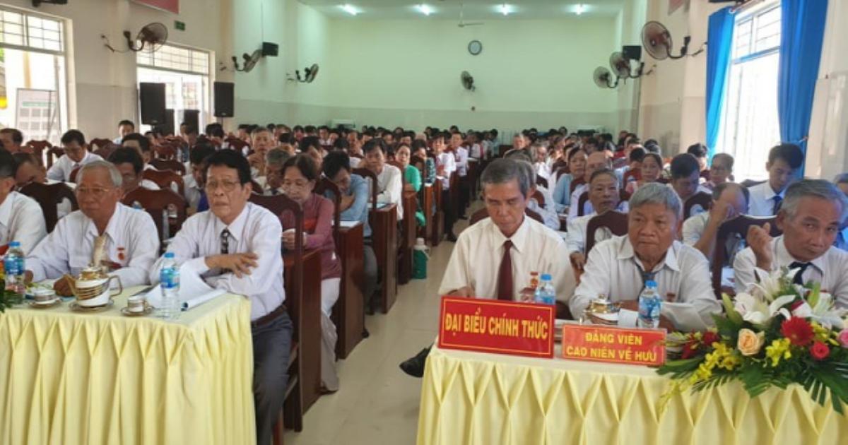 Tiền Giang:Các cấp ủy tiến tới Đại hội đại biểu toàn quốc lần thứ XIII của Đảng