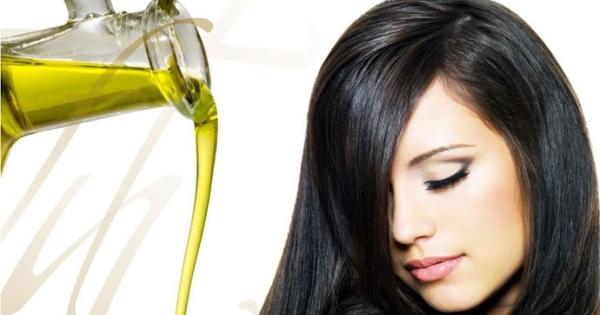 Mái tóc bóng mượt hơn nhờ ủ tóc bằng dầu dừa