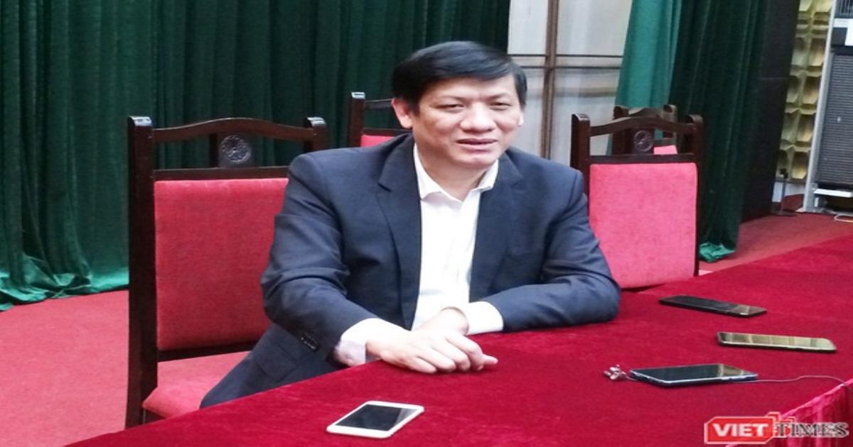 Thứ trưởng Nguyễn Thanh Long: Nếu để lọt 1 ca bệnh, COVID-19 sẽ bùng phát trong cộng đồng
