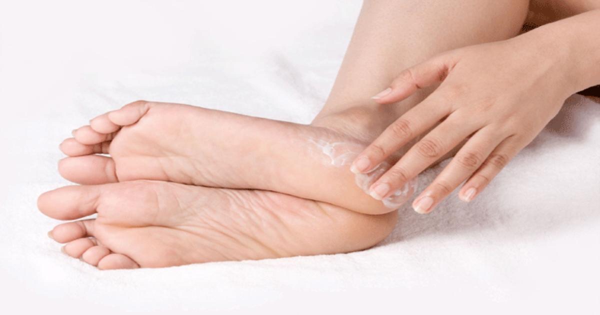 Xử trí khi bị nấm da chân