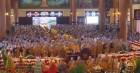 Trang nghiêm đại lễ phát Bồ Đề tâm nguyện và cầu siêu cho thai nhi tại chùa Ba Vàng