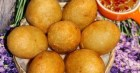 Mẹ Việt ở Séc chia sẻ cách làm bánh rán mặn chuẩn không cần chỉnh, ngày nghỉ các mẹ tranh thủ làm ngay thôi!