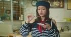 Nàng Kim Tae Hee nước Nhật luôn nhai 30 lần trước khi nuốt, trung thành với 3 loại thực phẩm để giảm từ 62kg xuống 45kg