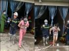 Hà Nội: Nhà nghỉ bốc cháy lúc rạng sáng, cảnh sát cứu thoát 4 người ngạt khói
