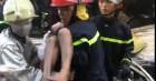 Một trong số 7 người được giải cứu trong vụ cháy căn nhà 3 tầng ở Sài Gòn đã tử vong