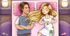 Tư thế ngủ tiết lộ hôn nhân hạnh phúc hay mong manh dễ vỡ