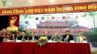 Hội chợ thuốc Nam, Dược liệu Việt Nam lần đầu tiên được tổ chức tại Hải Dương