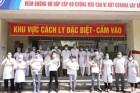 Bốn bệnh nhân tại Thái Bình được điều trị khỏi Covid-19