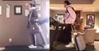 Quá nhớ cảm giác kéo vali ở sân bay đi du lịch, cư dân mạng thế giới nghĩ ra cách tự tạo sân bay ở nhà bằng...máy tập chạy bộ