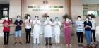 30 bệnh nhân mắc Covid-19 tại Bệnh viện Bệnh Nhiệt đới Trung ương sẽ ra viện trong hôm nay