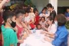 Lan tỏa yêu thương Ngày hội của bé tại Bệnh viện Nhi Trung ương