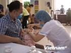 Hà Nội tổ chức 1.800 điểm uống vitamin A liều cao cho trẻ em