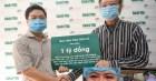 Bạn đọc Dân trí hỗ trợ Bệnh viện Bệnh nhiệt đới Trung ương 1 tỉ đồng