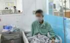 Uống cồn sát khuẩn, người đàn ông hoại tử sọ não hỏng hai mắt
