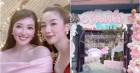 Cô dâu 200 cây vàng ở Nam Định thon gọn ngoạn mục so với lúc bầu, khoe nhan sắc lộng lẫy trong bữa tiệc của con gái đầu lòng