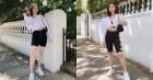 Nga Nguyễn - chị gái BN17, bệnh nhân số 0 của tuần lễ thời trang châu Âu lần đầu xuất hiện tươi cười rạng rỡ sau thời gian ở ẩn